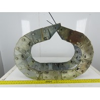 """6-1/2"""" x 4""""  Cable Hose Carrier Drag Chain Energy Chain 80"""""""