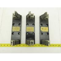 Bussmann R60200-1CR Fuse Holder 200 Amp 600V 1 Pole Lot of 3