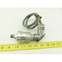 Custom Control Sensors 611G9059 500 PSIG 125/250VAC Pressure Switch