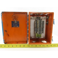 "Wiegmann 8x6x3"" Electrical Enclosure Junction Box Type 12,13"