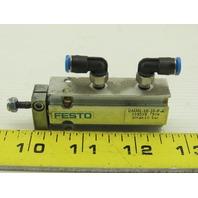 Festo 158558 T908 DMML-10-10-P-A Pneumatic Compact Cylinder 10 Bar
