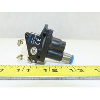 Festo VPE-1/8 Vacuum Pressure Switch W/165 614 Cover