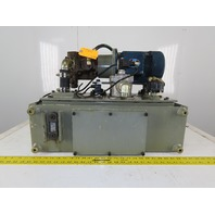9.25 Gallon  Hydraulic Power Unit