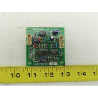 Panasonic ZUEP55401 Circuit Board Card PCB