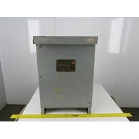 Magnetek Jefferson 223-3214-053 45KVA Dry Type Transformer 480HV 208-120LV