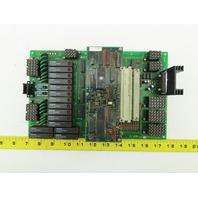Seiki INO-10-10-06-04-01 07-02-05-01 Circuit Board