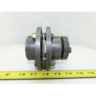 15mm Keyed Shaft X 25mm Keyless Hub Locking Flexible Bushing Coupling Adapter