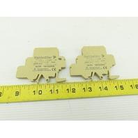 Weidmuller MC5R 7901620000 Power Relay Din Rail Mount lot of 2