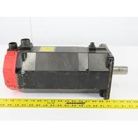 Fanuc A06B-0147-B177 a22/2000 3.8kW 2000RPM 157V 133Hz AC Servo Motor W/ Brake