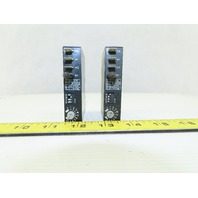 ABB ASQUA3 Microtime 24-240VAC Solid State Timing Relay 0.1s-100 Min Lot Of 2