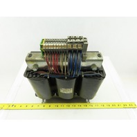 Wagner + Grimm Type DE1600 Transformer 3X480V Primary 3xa9,5 V Secondary