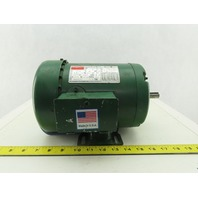 Dayton 3N628 1Hp 1725RPM 230/460V 3Ph Farm Duty AC Motor