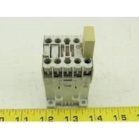 General Electric MC1C301AT 3 Pole Minicontactor 20A 750V 50/60Hz