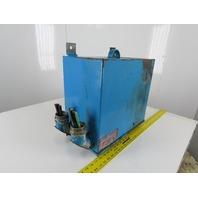 Olsun 12740 S-43589 460/266V Hi 380/220V Lo 60kVa Class AA Transformer