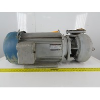 Aurora Pump Type 314 Size 4x7A 20Hp Centrifugal 600GPM 90' Head 3500RPM 230/460V