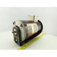 Baldor 3/4Hp Electric Motor 208-230/460V 3Ph 65YZ Frame 1725RPM