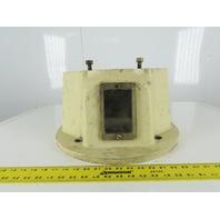 444 THRU 445TSC/TC/USC/UC & 447 THRU 449TSC/TC Hyd Pump Electric Motor Adapter