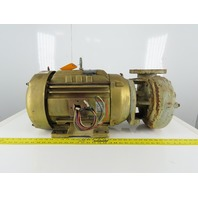Aruroa Size 4x7A 20Hp Centrifugal 600GPM 90' Head 3500RPM 230/460V