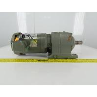 US Motors CBN220SB622MT1402 2Hp Inline Gear Motor 208-230/460V 2Ph 78.04RPM