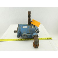 Vickers PVQ32-B2R Hydraulic Variable Displacement Piston Pump 2000PSI 15GPm
