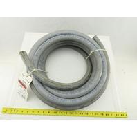 "Liquid-Tuff 6103-24-00 3/4"" Liquid Tight Flexible Steel Conduit 38'"