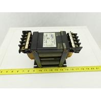 Kawatetsu CSW-A1 200V Hi 100V Lo 1000VA 50/60Hz 1Ph SC Transformer