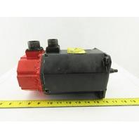 Fanuc A06B-0513-B005-B Model 0 2000 RPM 85V 3Ph 60Hz AC Servo Motor