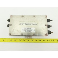 Avery Weigh -Tronix 50063-0074 01 Batching Weight Sensor