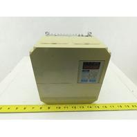 Yaskawa CIMR-PCU43P7 380-460VAC Input 0-460V 0-400Hz 5Hp Output Frequency Drive