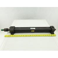 "Parker 1.50CCP2HTVS24AC 16.00 Hydraulic Cylinder 1-1/2"" Bore 16"" Stroke 3000PSI"