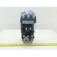 Allen Bradley 500F-COD930 Ser C Contactor Size 2 25Hp Starter 3P 120V Coil Relay