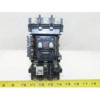 Allen Bradley 500F-AOD930 Sec. C Contactor Size 0 5Hp Starter 3P 120V Coil Relay