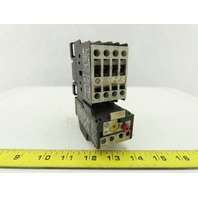 General Electric CL00A310T Contactor 120V Coil W/RT1J Overload 1.8-2.6A
