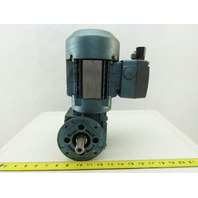 Sew Eurodrive WF20 DT71D6/TF/IS 9.50:1 1130/58 RPM Gear Motor 20mm Shaft 3Ph