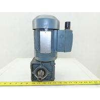 Sew Eurodrive WF20DT63N4/TF/IS 1620/42RPM Gear Motor 20mm Shaft 277/480V 3Ph