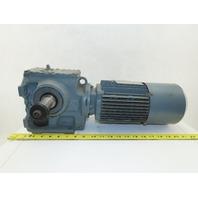 Sew Eurodrive S57-DT80N6/BMG/TF/IS 71.75:1 Gear Motor 277/480V 3Ph 1100/15RPM