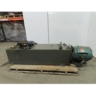 60Hp 100 Gallon Hydraulic Power Unit 230/460V 3Ph AA10VS0140DFR1/31R-PKD62 Pump