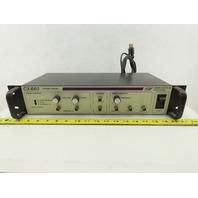 General Scanning CX6325 Scanner Control Amplifier