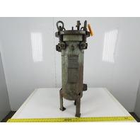 "Fulflo SB11 Bag Filter Carbon Steel Housing/Vessel 2"" Ports 150 PSI"