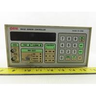 Sunx IX-C100-M20 Image Sensor Controller 120V .8A