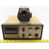 Laser Precision Corp RK3440 Pyroelectric Radiometer W/RP186-1 Detector