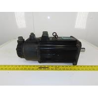 NEC DFSM-3020B-502A 3.3kW 2000RPM 220kgcm Servo Motor W/ Brake & Encoder