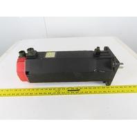 Fanuc A06B-0590-B206 Model 30S AC Servo Motor 156V 3Ph 1200RPM W/ Brake Encoder