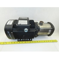Grundfos A-9825865-P2-1539 2-1/2 Hp Stainless Steel Centrifugal Pump 16.4GPM 3Ph