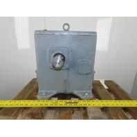 Ohio Gear D-5 100:1 Ratio Parallel Gear Reducer 17.5 RPM Output