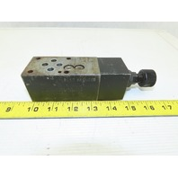 Parker PRM2-H-20LR Hydraulic Pressure Reducing Valve