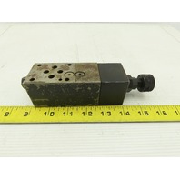 Parker PRM2 PAF -20JB Hydraulic Pressure Reducing Valve