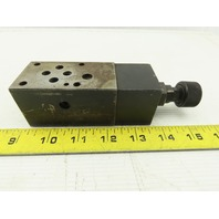 Parker PRM2-H-V -13 Hydraulic Pressure Reducing Valve