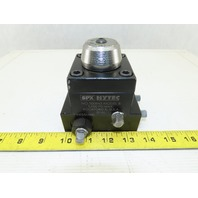 SPX Hytec 100843 Model B 5000 PSI 2 Position Manual Hydraulic Valve