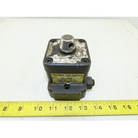 Owatonna No 9606 2 Position Manual Hydraulic Control Valve 3 Or 4 Way